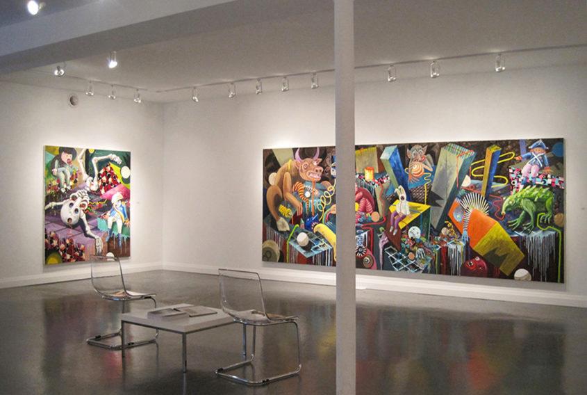 Angell Gallery, Toronto, 2010
