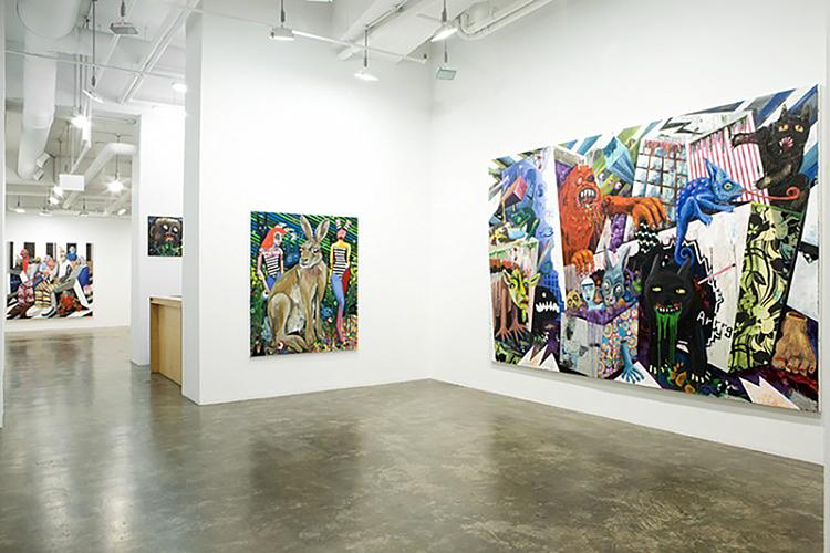 MWG, NY, 2010